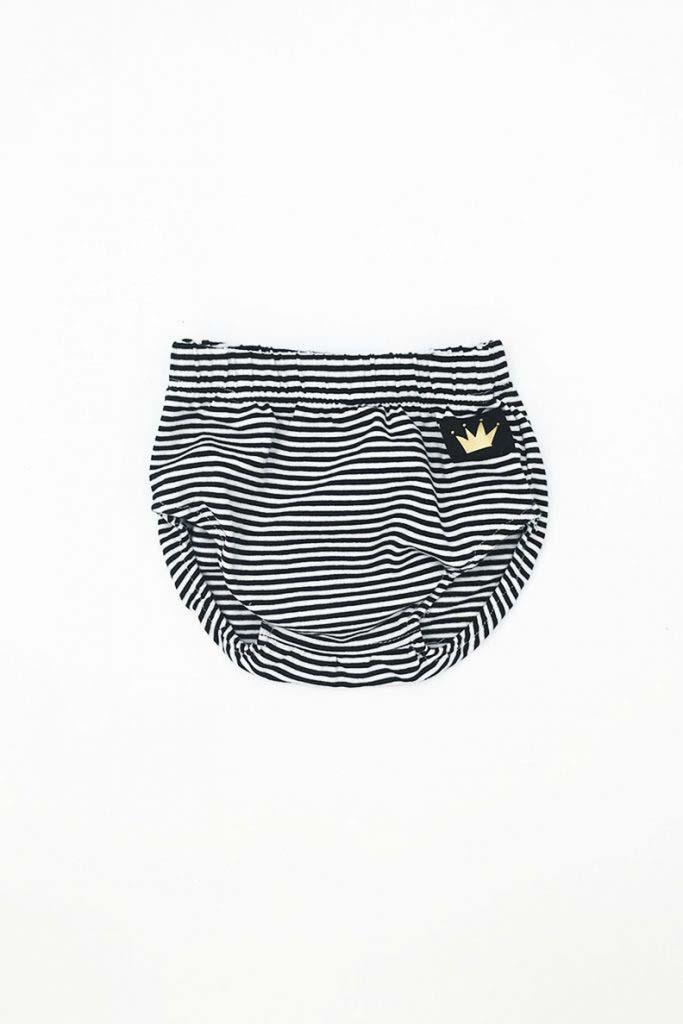 CULOTTE RAYAS omho algodón orgánico elastan unisex bebe niño niña 2