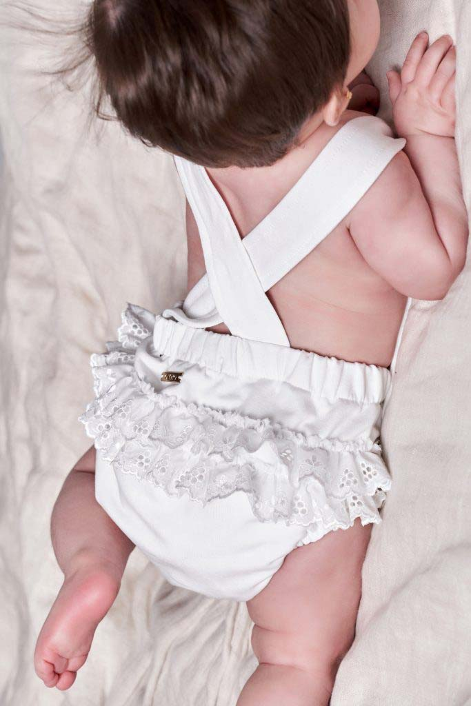 RANITA BABY GIRL OMHO ALGODÓN ORGÁNICO 1